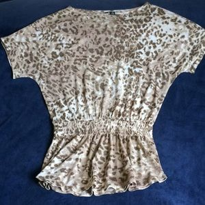 Relativity Tops - Relativity semi sheer pullover top Size small P